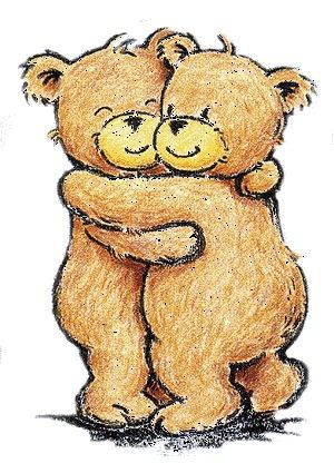 picture black and white download Bear hug clipart. Hugs blog posts teddy