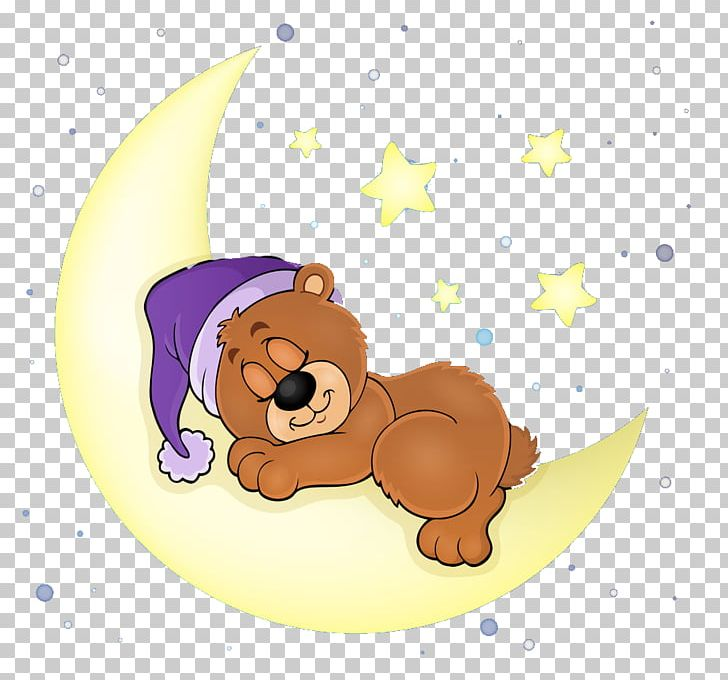 freeuse library Bear sleeping clipart. Sleep illustration png animals