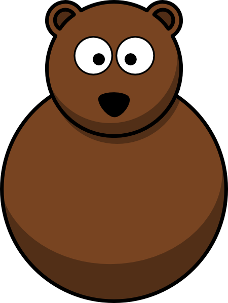 graphic free library Bear trap clipart. Without legs clip art
