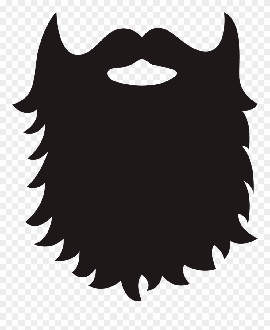 clip royalty free library Beard clipart. Full clip art png
