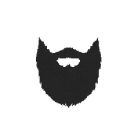 svg royalty free stock Beard clipart. Download free png photo.