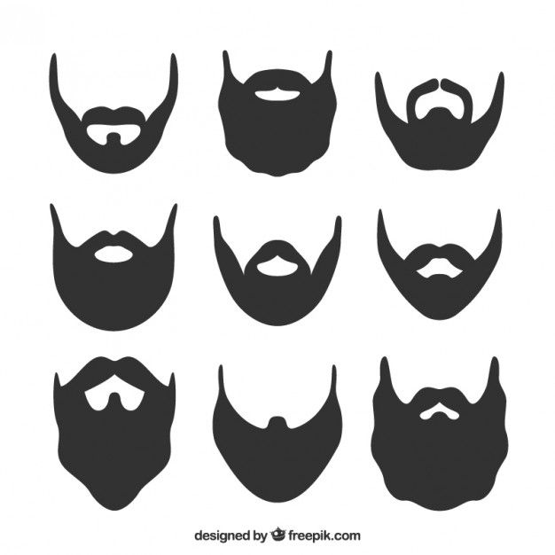 clipart freeuse library Beard clipart amish. Images gallery for free