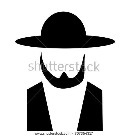 clipart freeuse library Images gallery for free. Beard clipart amish