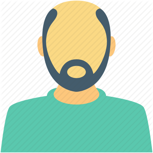 svg free stock People avatar by creative. Beard clipart arabic.