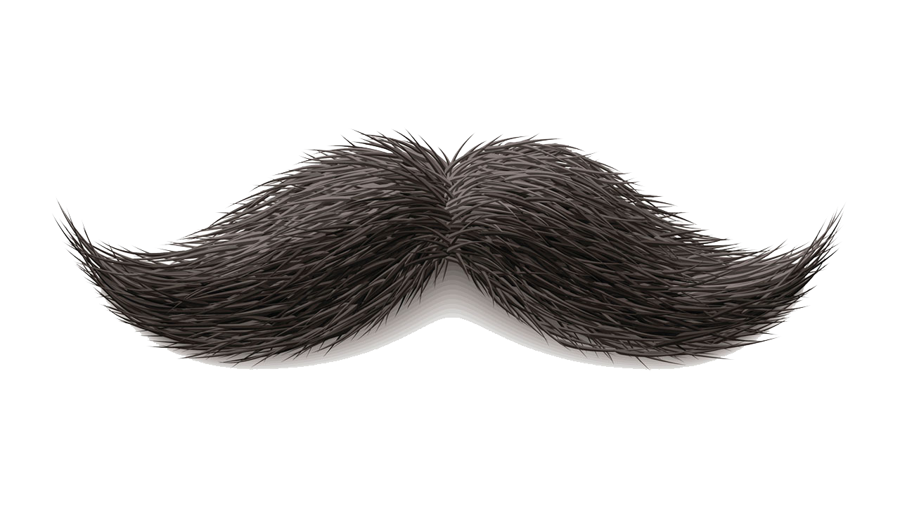 clip art transparent Beard clipart baby mustache.  real png places