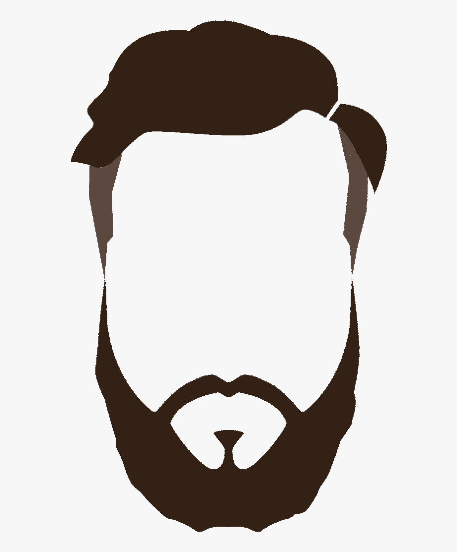 jpg free Beard clipart bearded man. Clip art free download