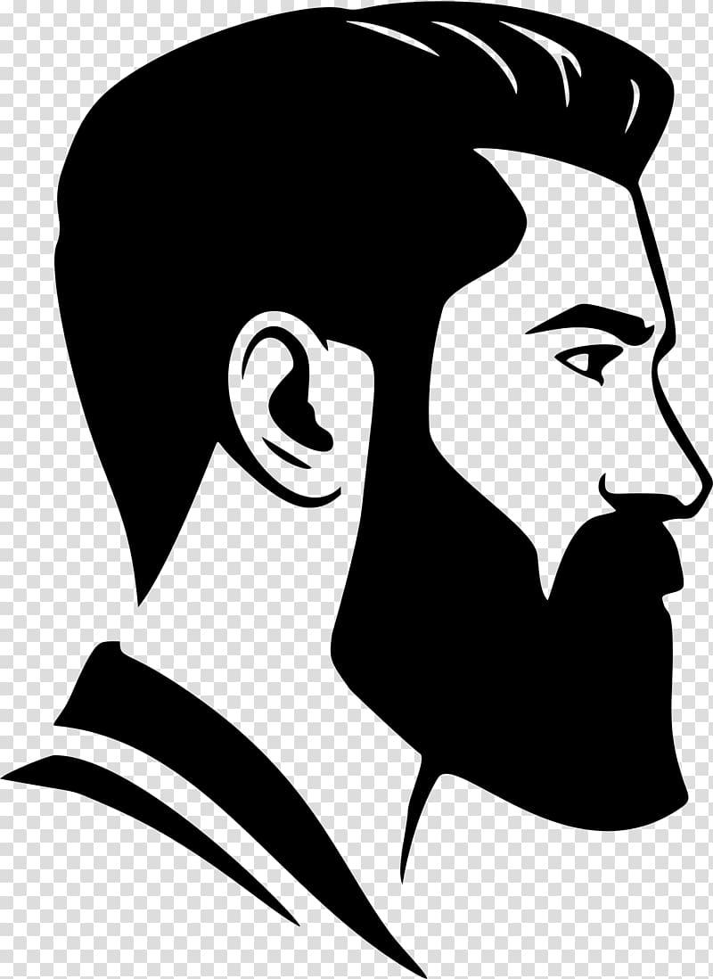 transparent download Man illustration transparent . Beard clipart beared.