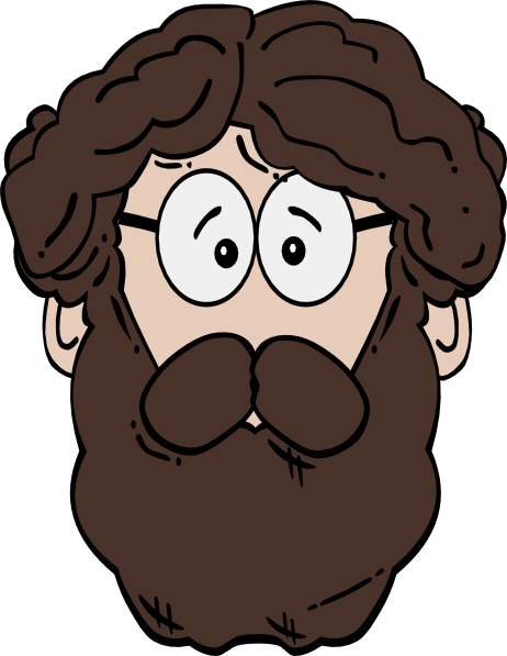 clip art freeuse download Beard clipart big. Free cliparts download clip