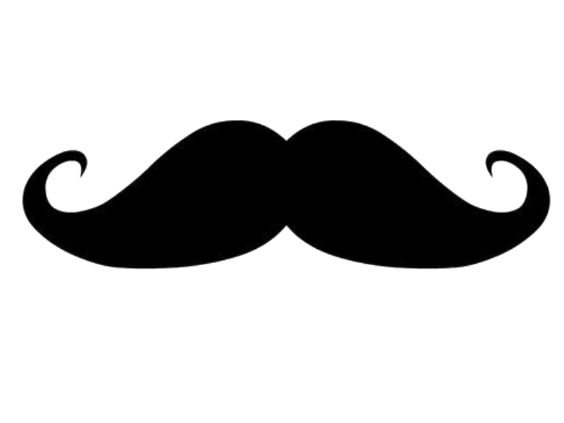 clip free download Vision of life mustaches. Beard clipart bushy.