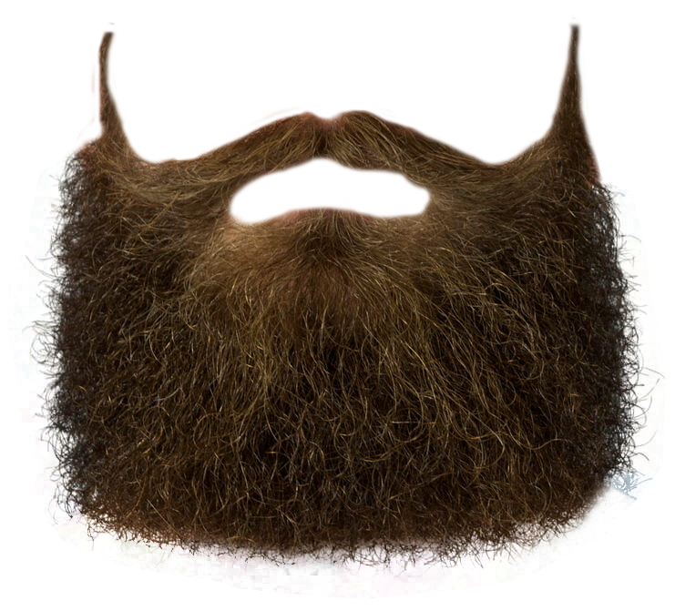 clipart library stock Beard clipart chasma. Png transparent image pngpix.