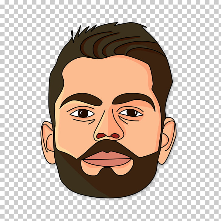 clip art freeuse library Beard clipart chin. Facial hair expression cheek