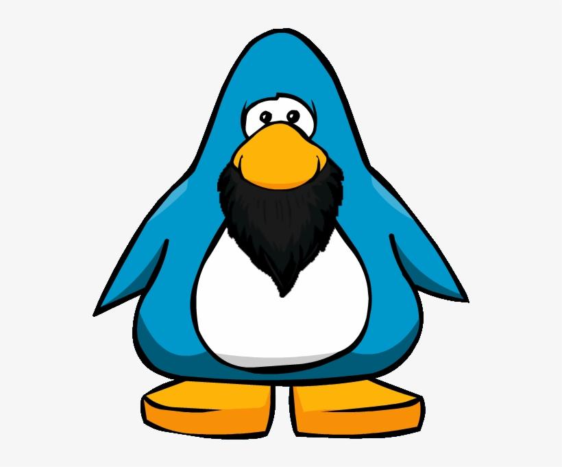 picture transparent stock Shadow playerc free transparent. Beard clipart club penguin