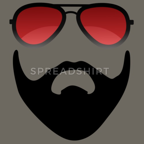 svg free Free download clip art. Beard clipart cool shades