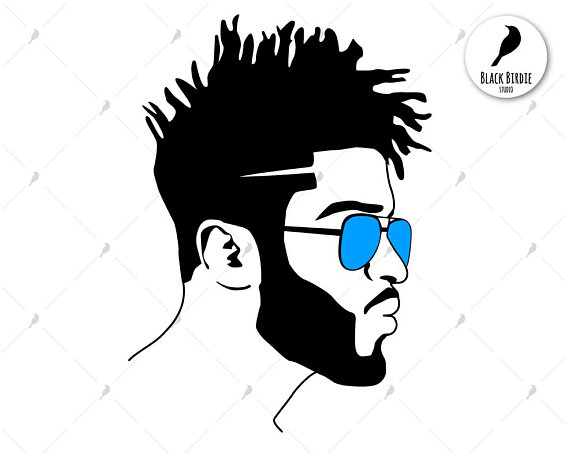 svg download Pin on products . Beard clipart cool shades