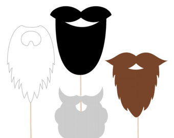 svg library stock Duck dynasty free download. Beard clipart diy