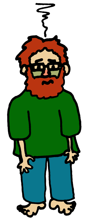 jpg free download Beard clipart doodle. Blah day is a