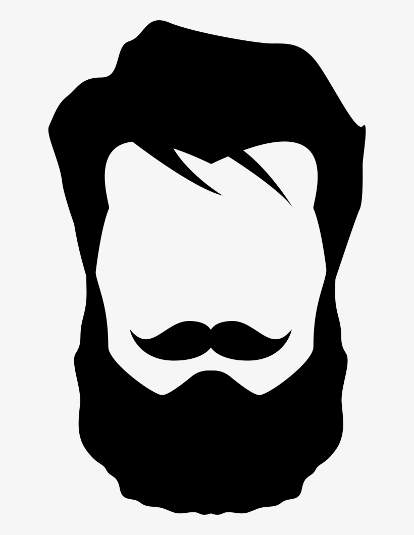 clipart transparent download Icon png free transparent. Beard clipart editing