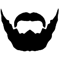 image library library Beard clipart editing. Download free png photo