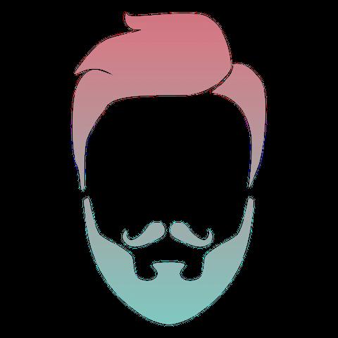 clip art transparent Beard clipart face. Popular and trending beards.