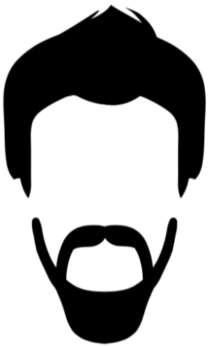 picture library stock Beard clipart face. Free download best on.