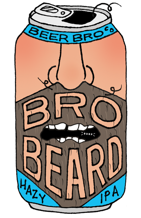 svg library stock Beer san diego citybeat. Beard clipart fake.