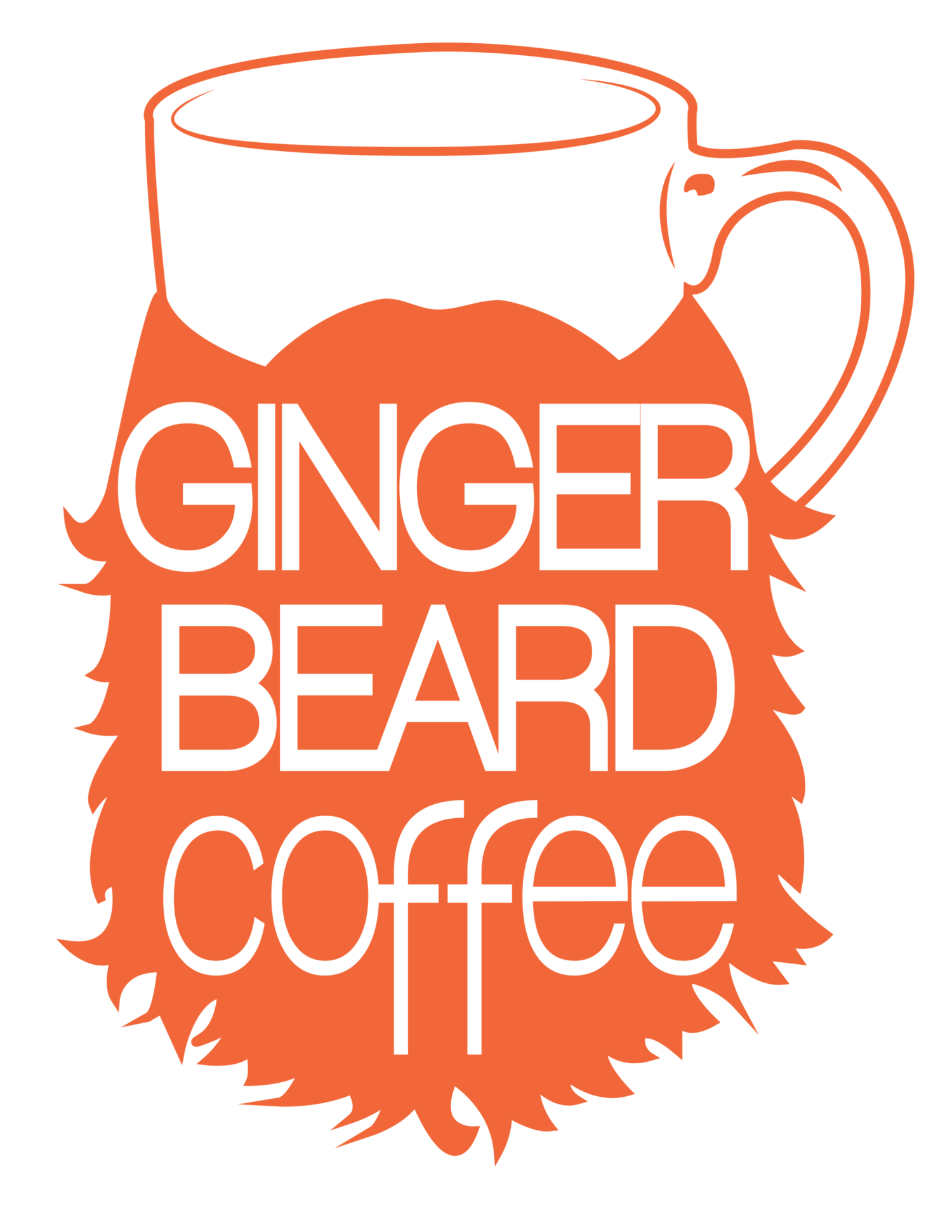 jpg black and white library Collection of free Begirded clipart ginger beard