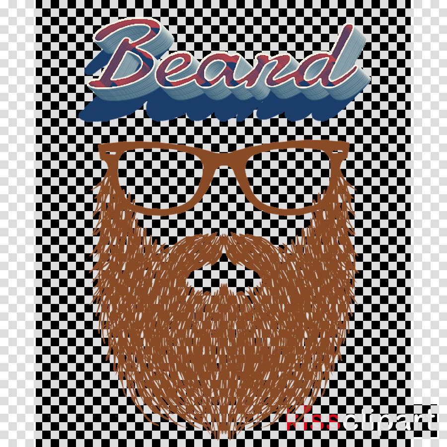 clip transparent download Beard clipart glares. Glasses drawing moustache
