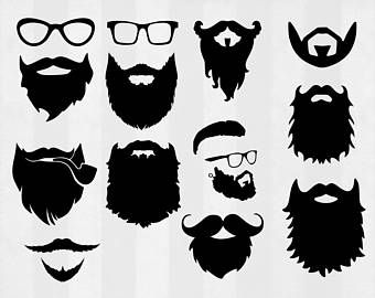 png black and white download Beard clipart goatee. Image result for svg.