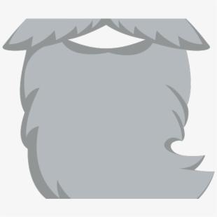 jpg stock Beard clipart gray. Mustache long grey png