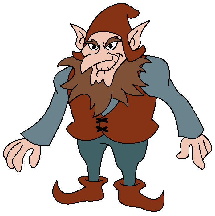 jpg free Rumpelstiltskin by hectorvonjekyllhyde on. Beard clipart huge