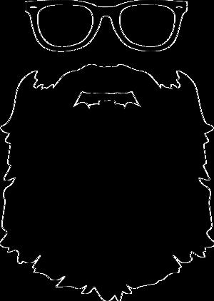 clip freeuse library Beard clipart logo. Contact ryan villasanti photography