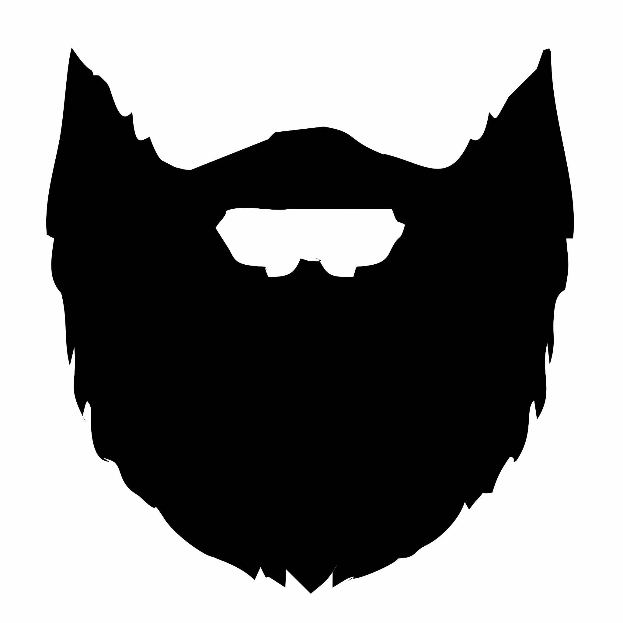 jpg library library Png male mustaches free. Beard clipart logo