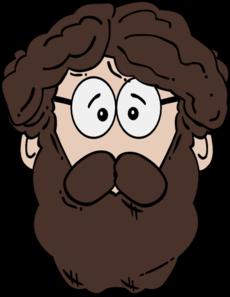 clipart transparent stock Beard clipart man. Free cliparts download clip