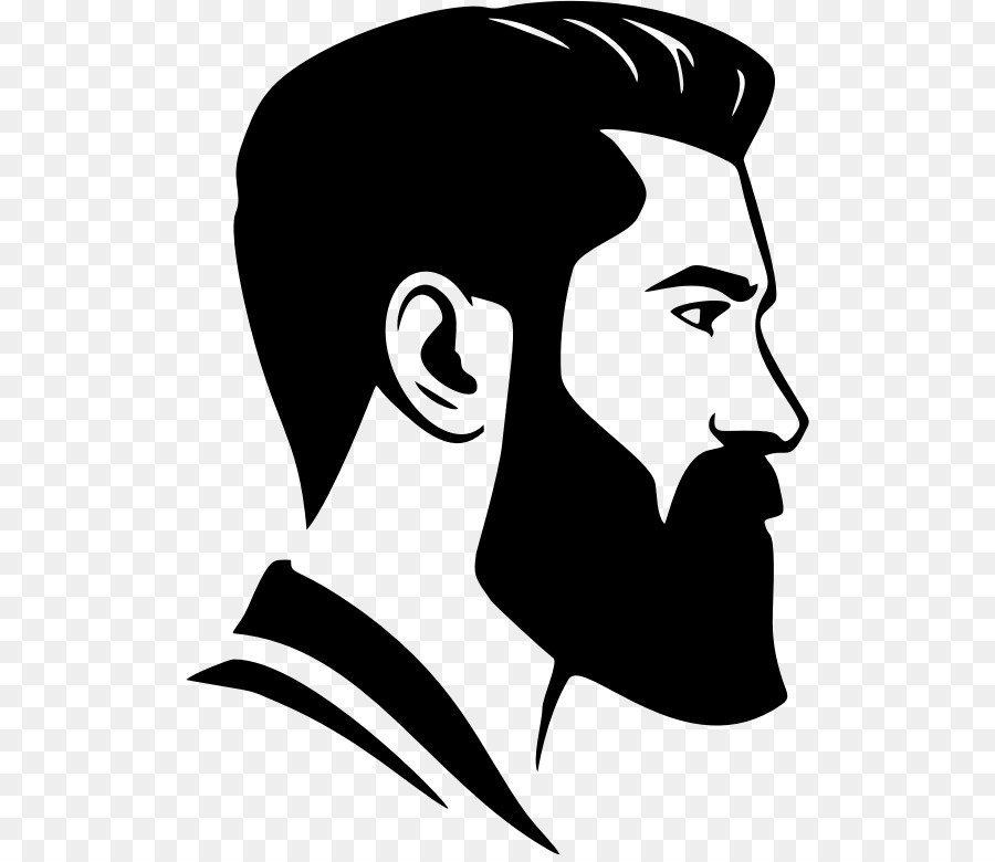 png library download Beard clipart man. Cartoon nose transparent clip