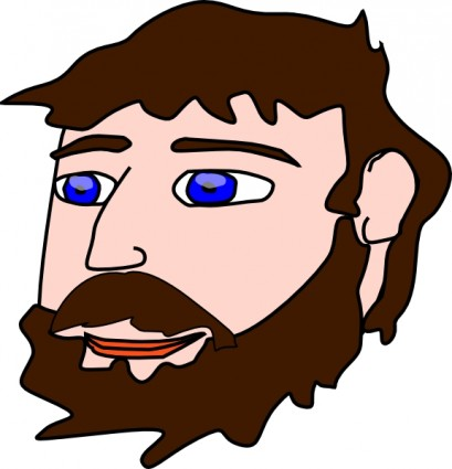 clipart transparent stock Free cliparts download clip. Beard clipart man