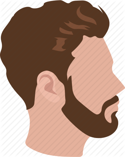 clip art download Male hairstyles color