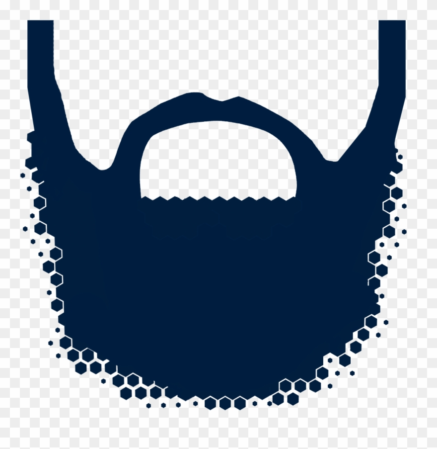 svg download Beard clipart minimalist. Svg library stock james