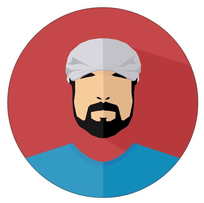 png free Create a avatar for. Beard clipart minimalist