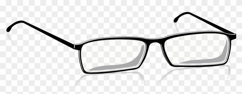 vector black and white library Eyewear pair of glasses. Beard clipart optical.