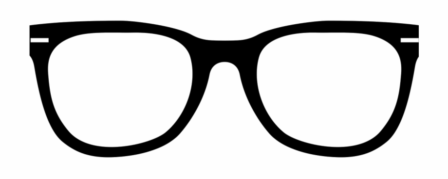 png black and white Hipster sunglasses glasses free. Beard clipart optical.