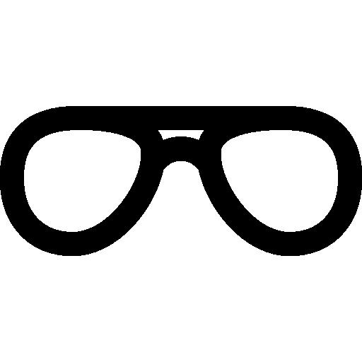 graphic freeuse library Glasses eyes eyeglasses fashion. Beard clipart optical.