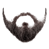 clip free stock Beard clipart original. Download free png photo