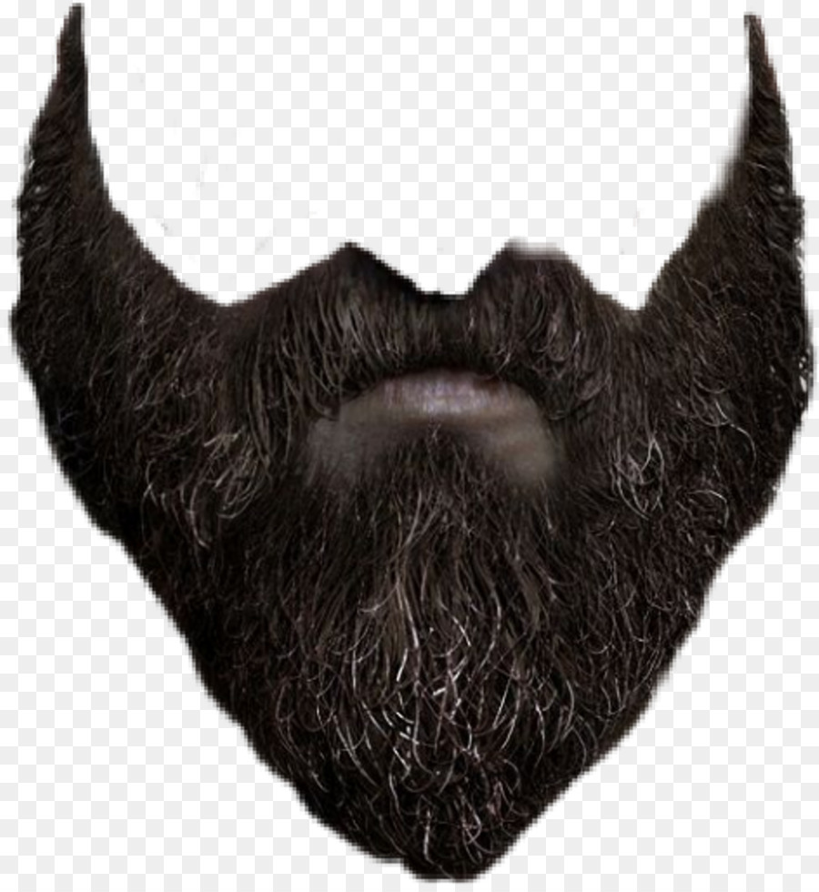 banner freeuse Beard clipart picsart. Hairstyle png download free.