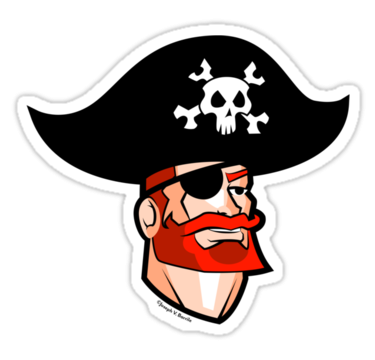 jpg black and white download Hat at getdrawings com. Beard clipart pirate
