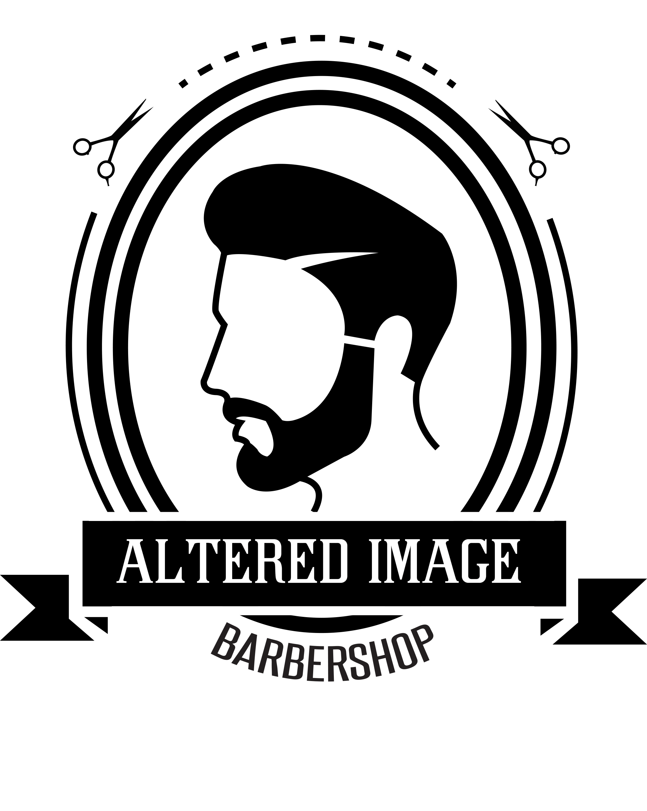 jpg download Beard clipart pompadour haircut. Altered image barbershop mens