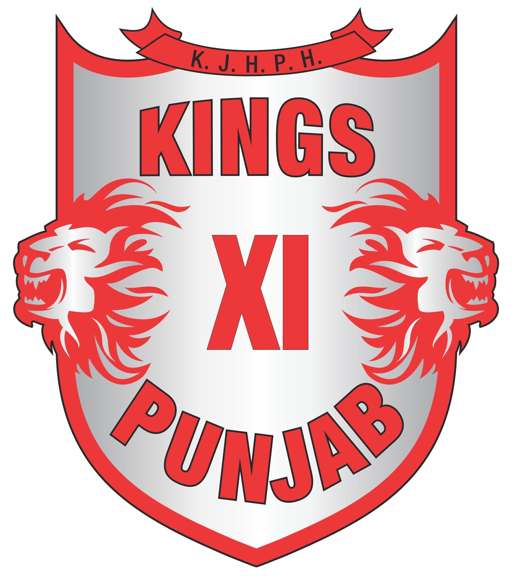 clip art free King logo punjab xi. Beard clipart punjabi