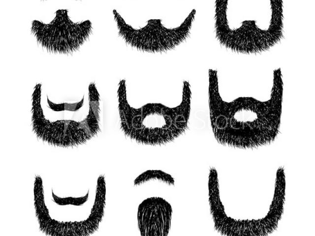 clip free download Free download clip art. Beard clipart realistic