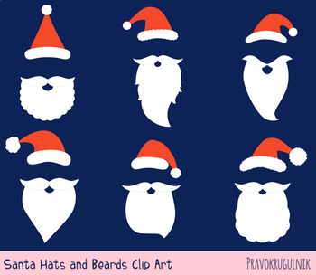 image freeuse And mustache clip art. Beard clipart santa hat