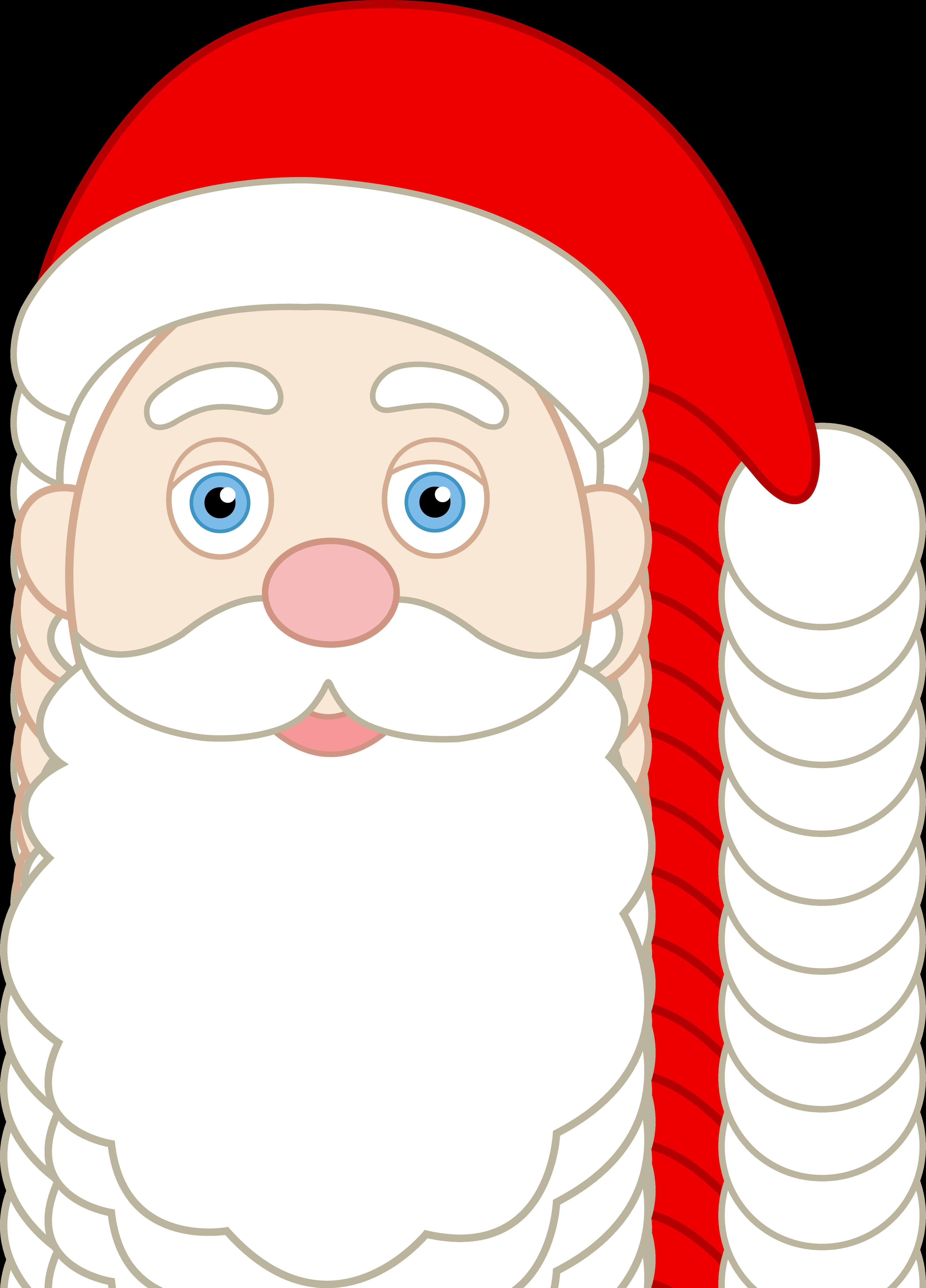 png free Claus clipart clip art. Santa beard panda free.