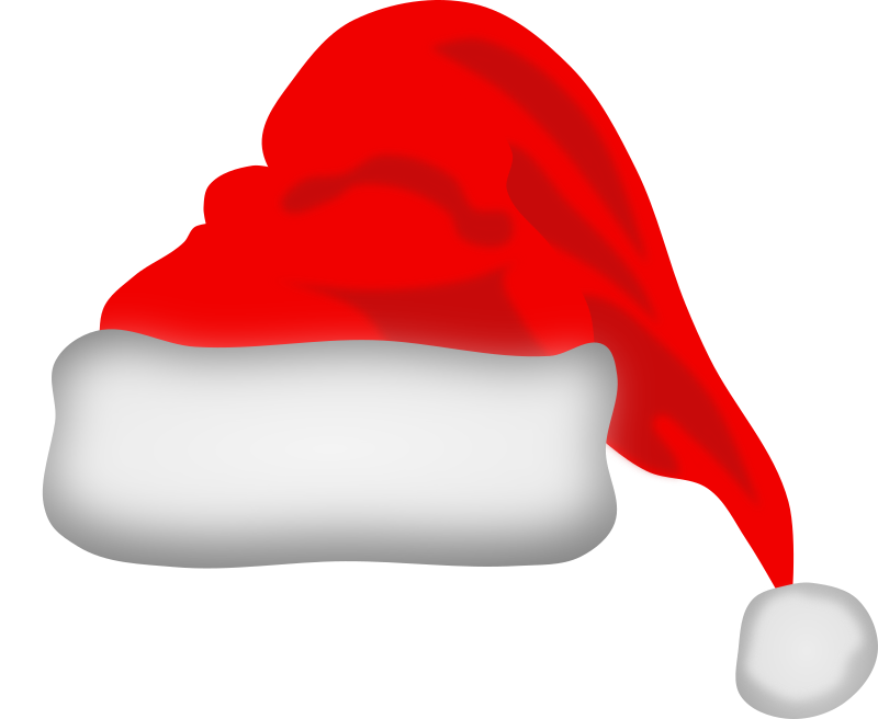 svg black and white Santa Beard No Background Clipart